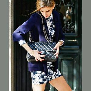 Zara NWT Sz: M Floral Printed Dress